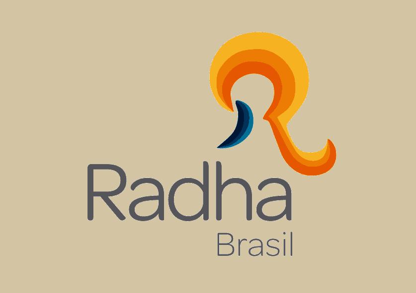 Radha Brasil Logo